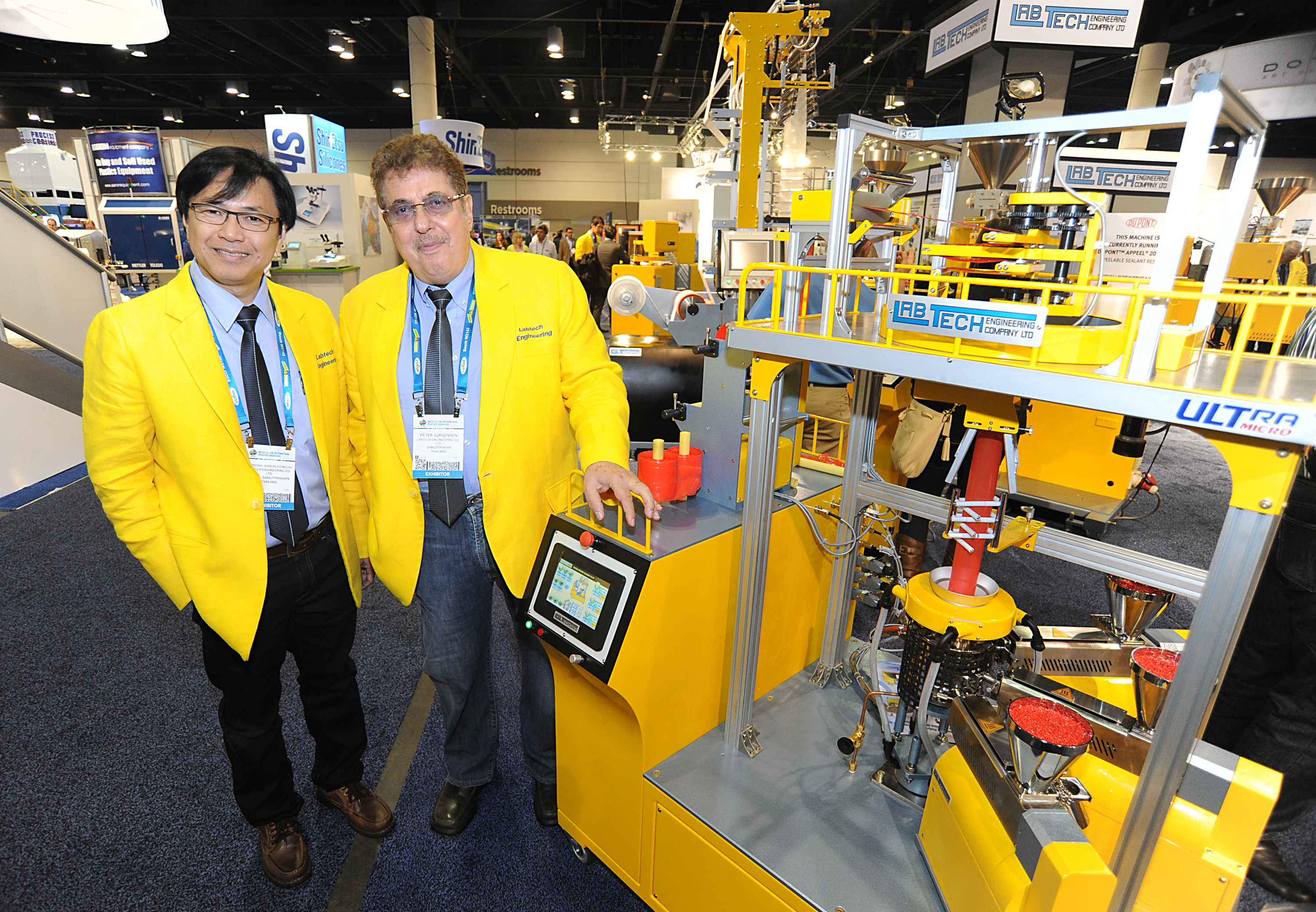 Labtech sees growth from US China   Plastics News