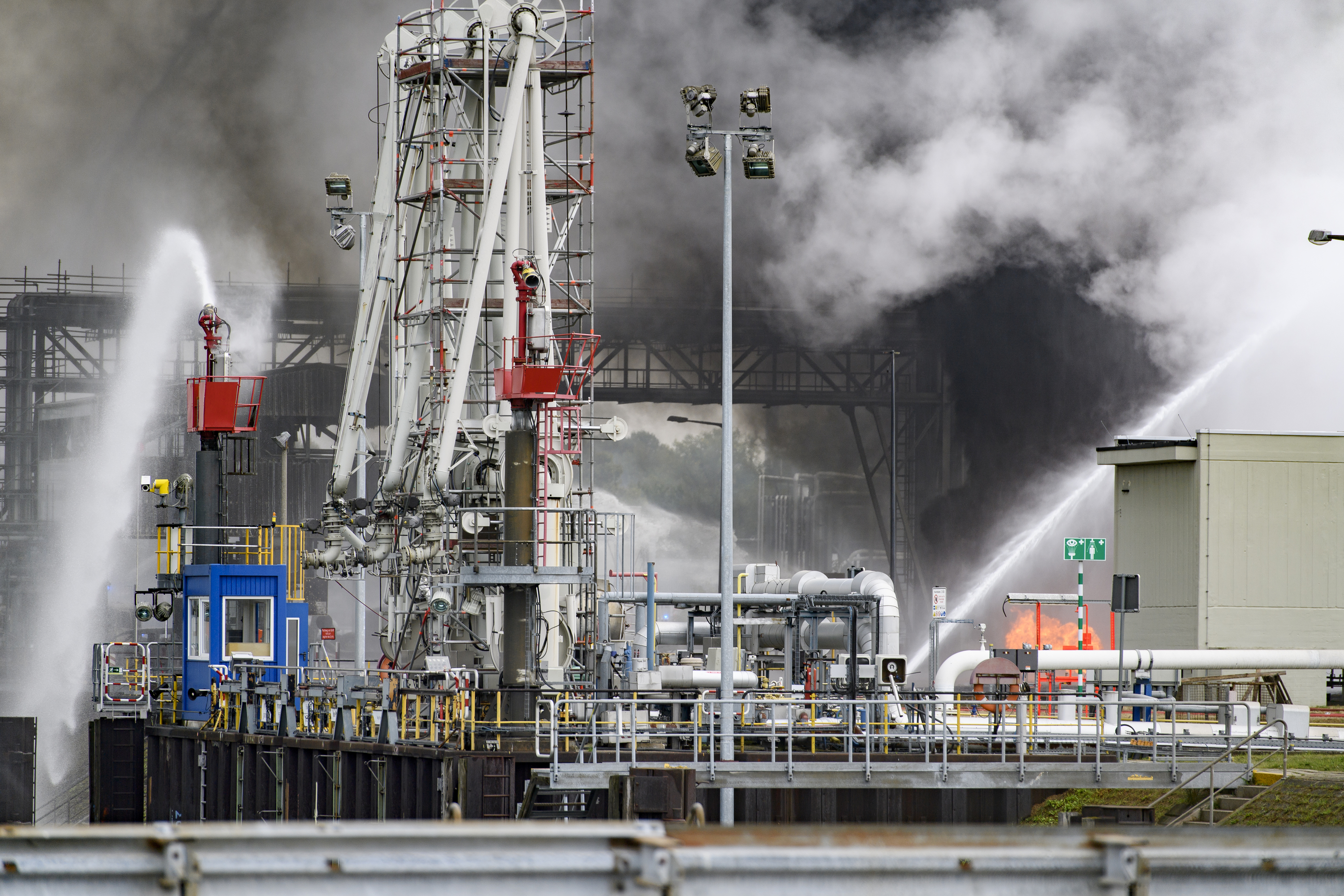 One-dead-others-missing-following-fire-at-BASF-plant-in-Germany