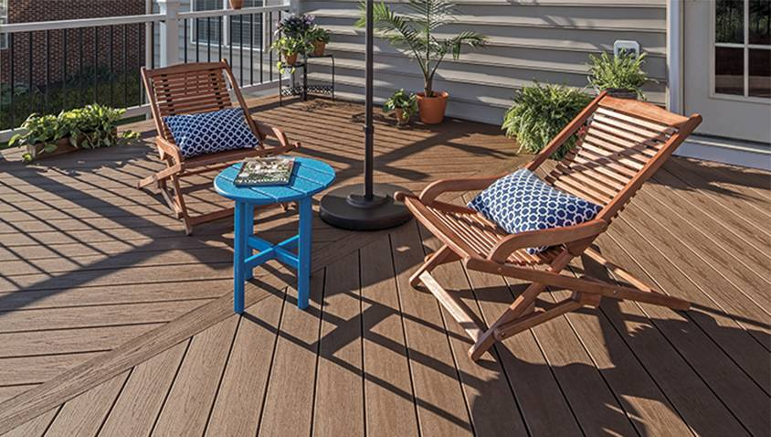 Trex Decking S Up 17 Percent In Q3