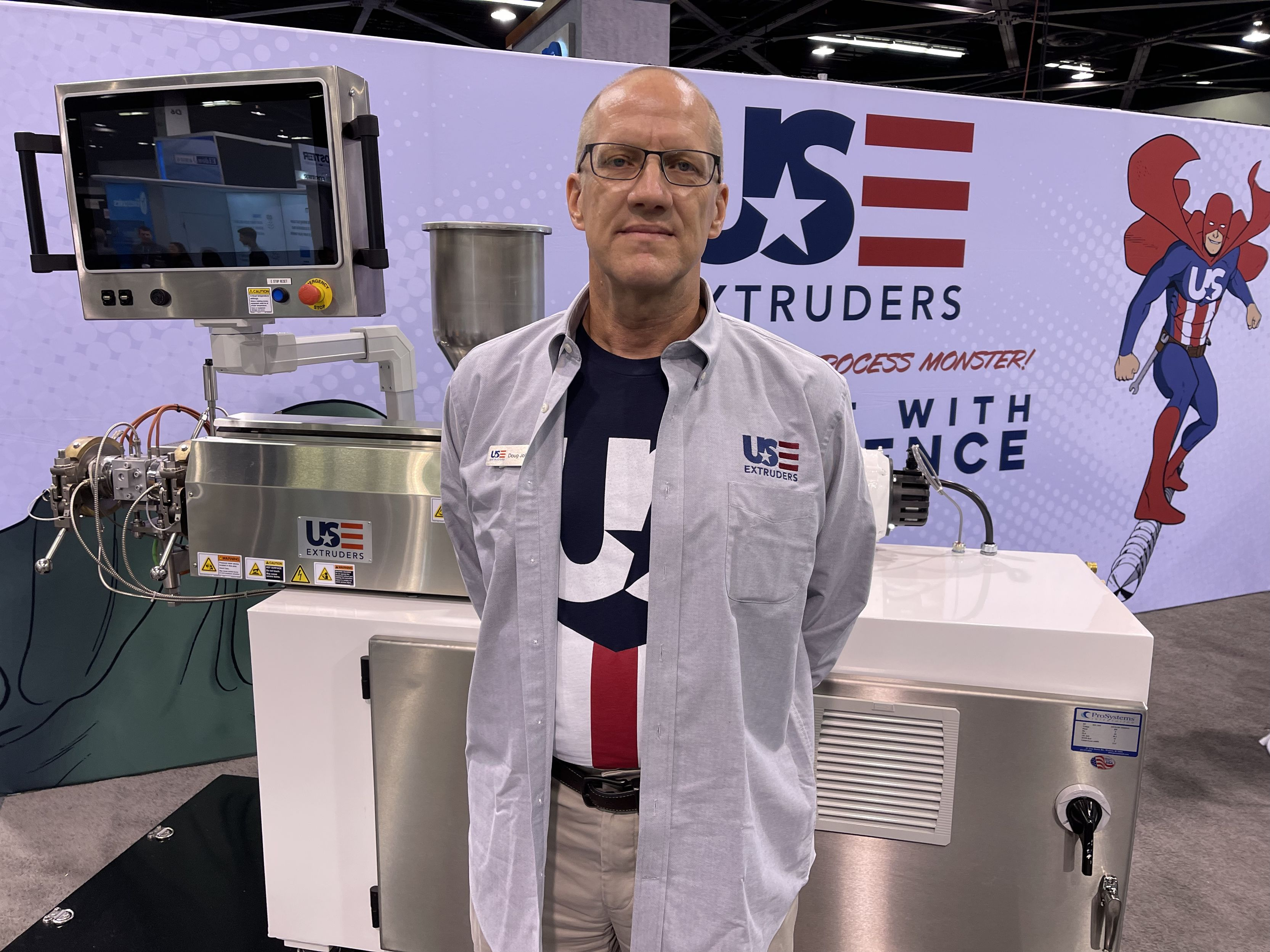 Doug Johnson, U.S. Extruders