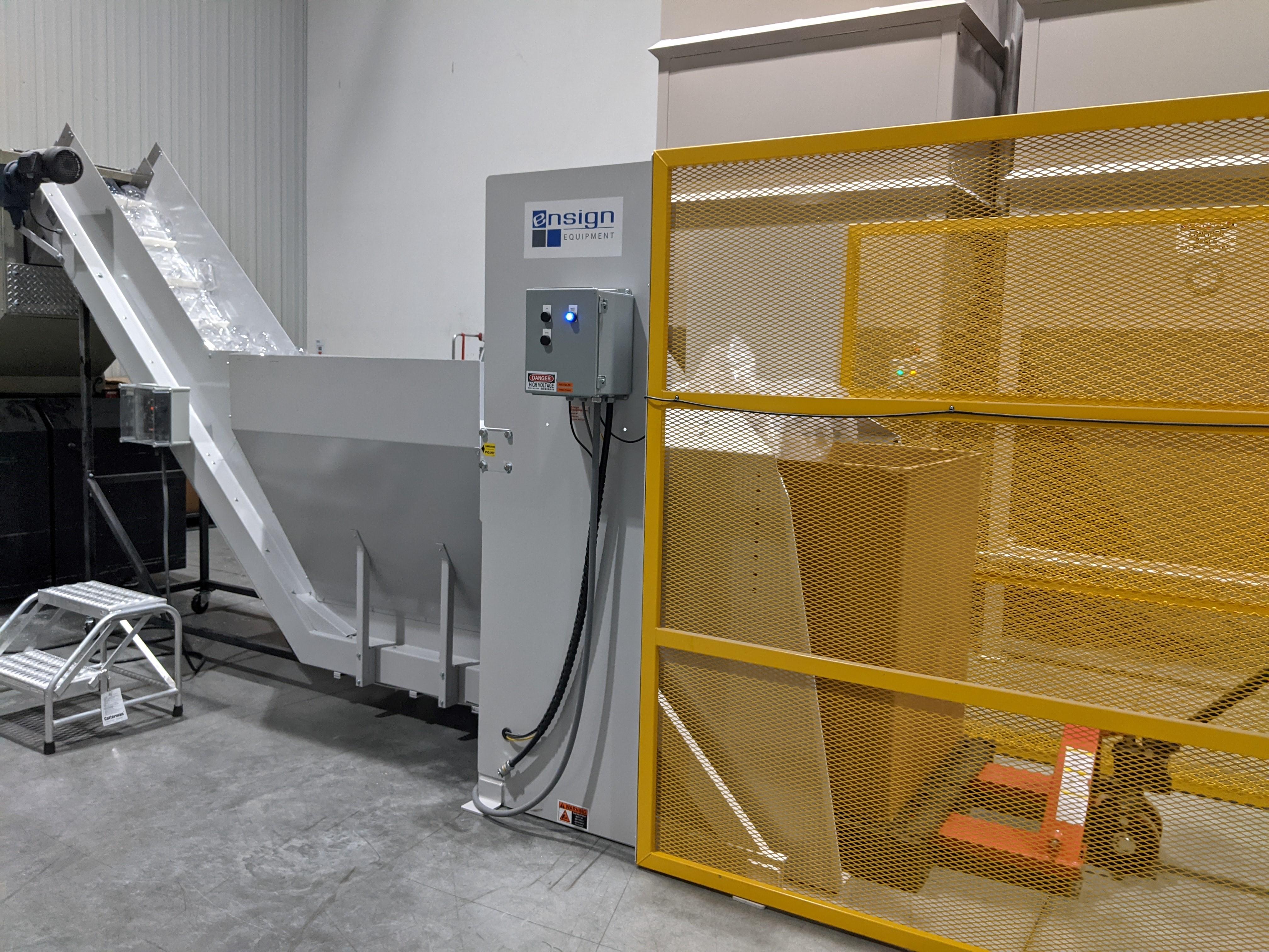 dumper conveyor systems
