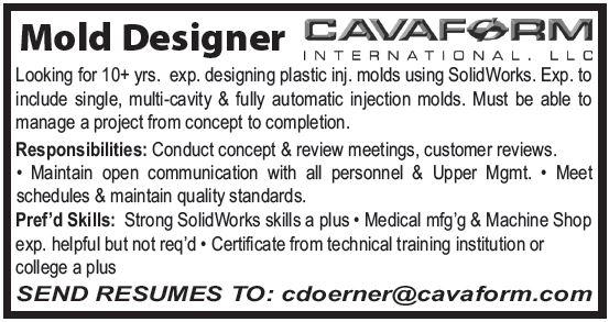 Mold Designer_Cavaform