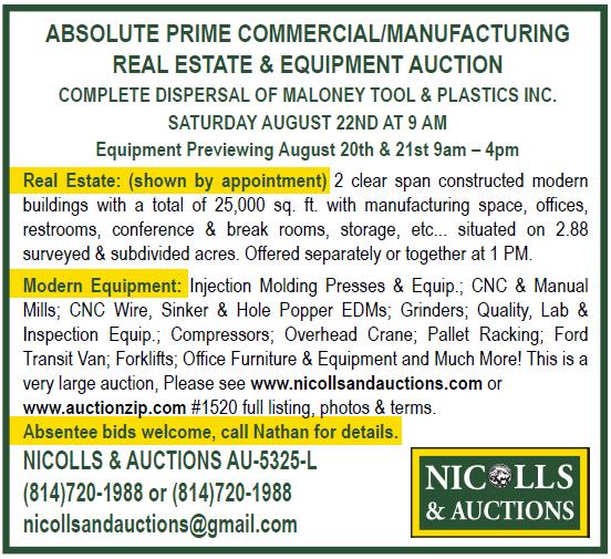 Nicolls & Auction
