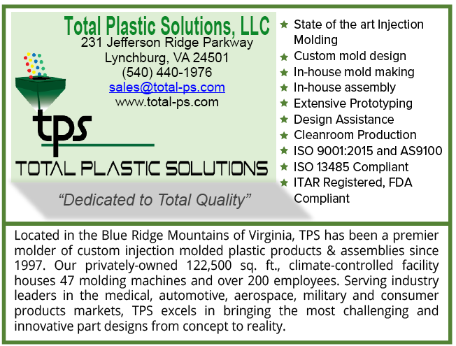 Tessy/Total Plastics