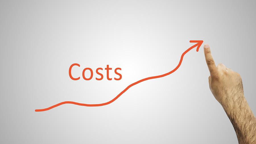 Resin price increase