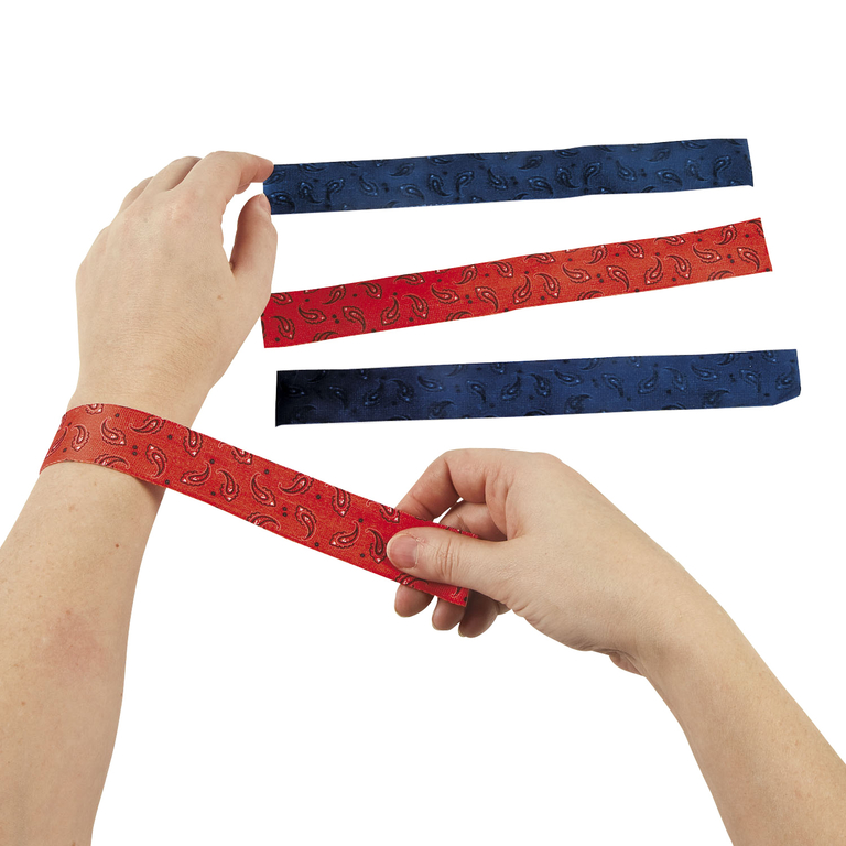 From slap bracelets to plastic products