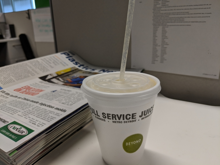 DC straw ban enforcement and January usage totals