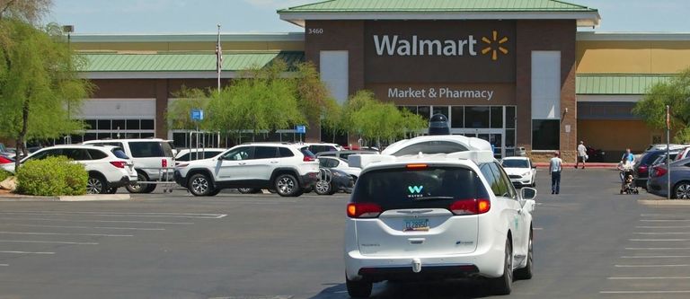 The game changer in autonomous driving may be Walmart