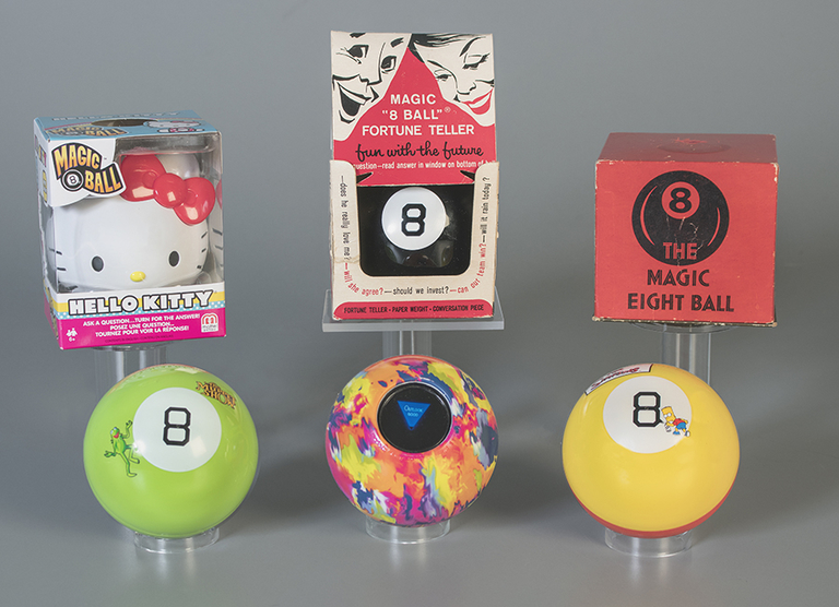 Magic 8 Ball in the Toy Hall of Fame? Signs point to yes