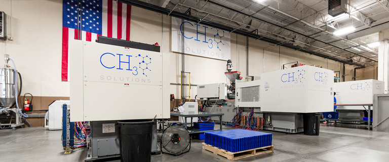 CH3 Solutions shrinks machinery footprint for bigger growth