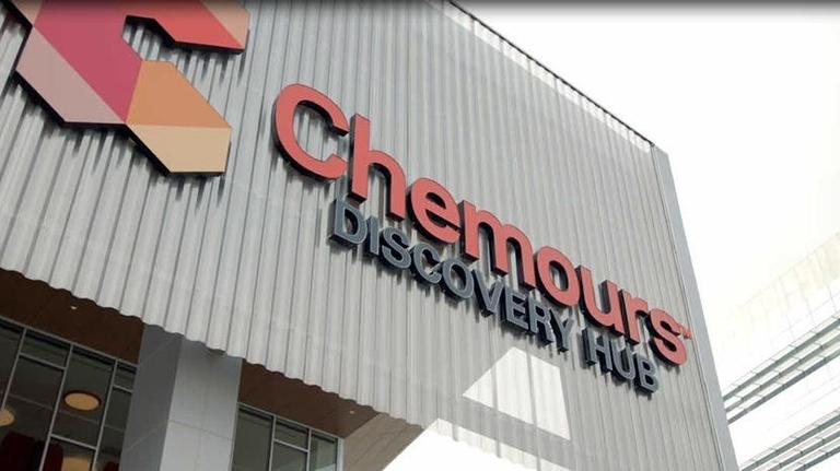 Chemours opens innovation center in Delaware