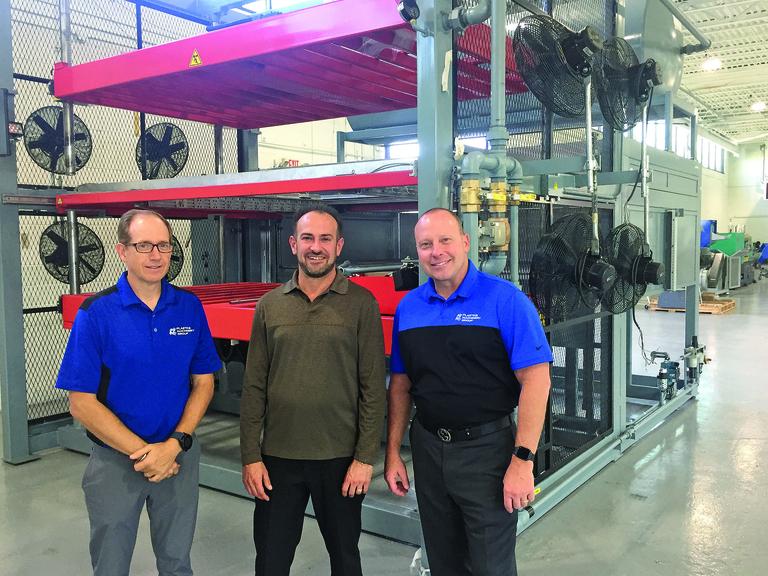 Plastics Machinery Group beefs up new equipment sales