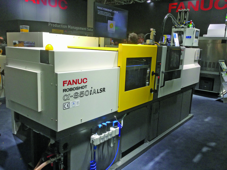 Machinery producers show LSR micromolding competence at K 2019