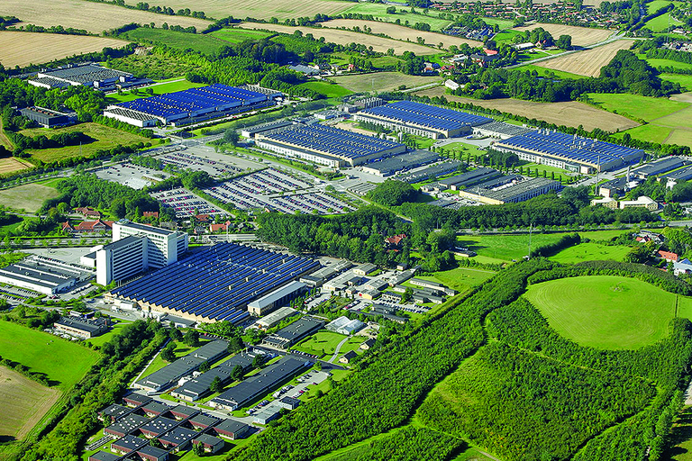 Denmark's Danfoss sees Eaton hydraulics buy as 'once-in-a-lifetime'