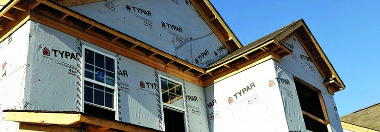 Typar building wrap wins plaudits