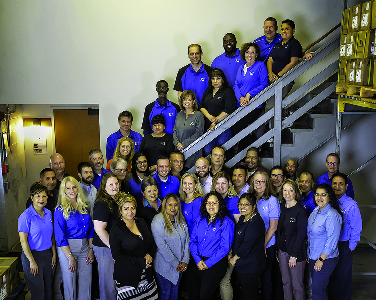 Best Places to Work: No. 11 KI Industries Inc.