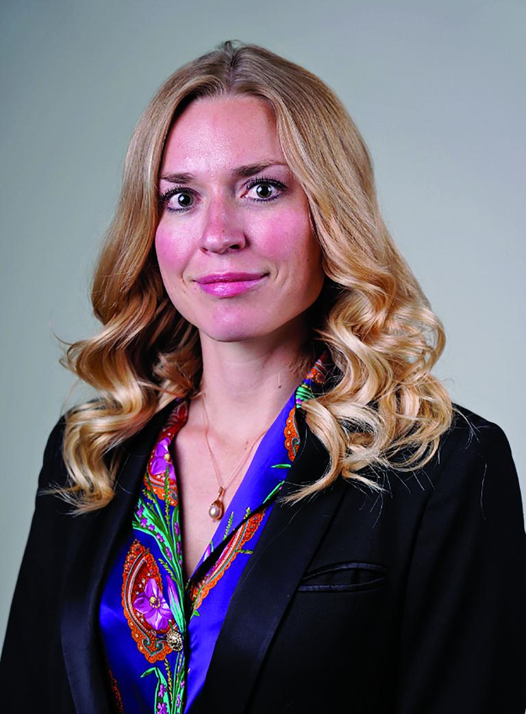 Rising Stars 2020: Monika Stroeder