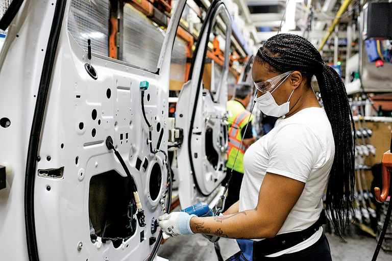 Auto suppliers reopen to meet demand amid unknown challenges