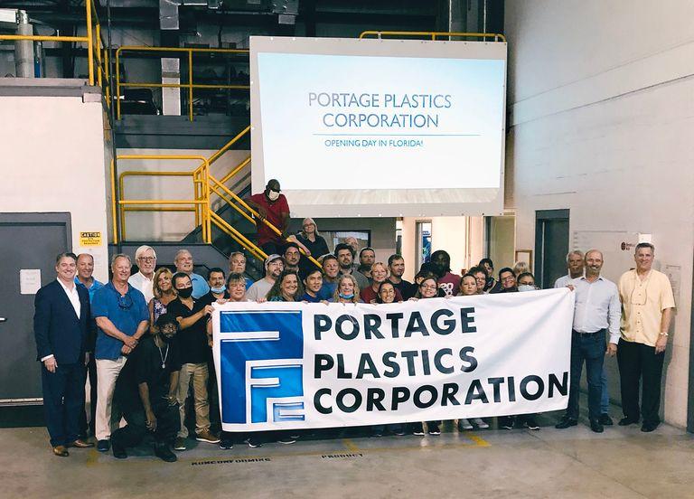 Wisconsin thermoformer Portage buys Florida's Paradise Plastics