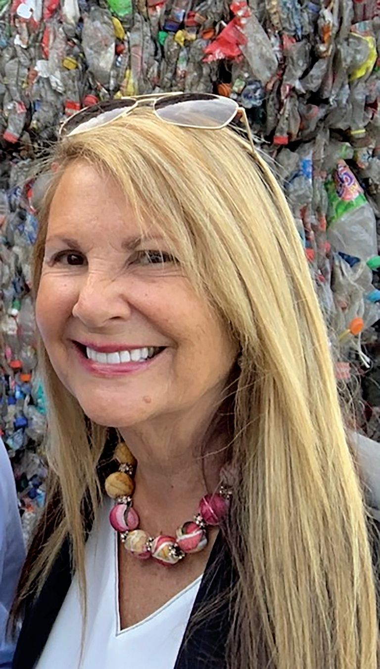 Kaufman sees idealism, business in PET recycling