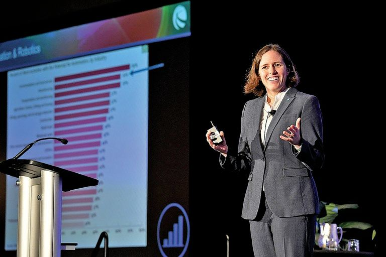 Christina Keller: President and CEO, Cascade Engineering Inc.