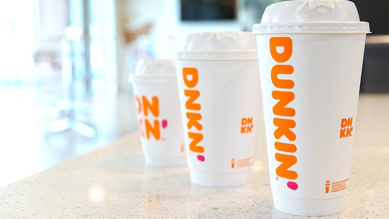 Kickstart: No foam for your coffee at Dunkin'