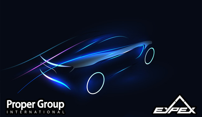 Eypex, Proper Group announce automotive lighting alliance