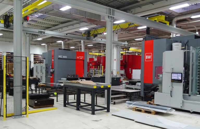 Hasco Hasenclever expands machining operations