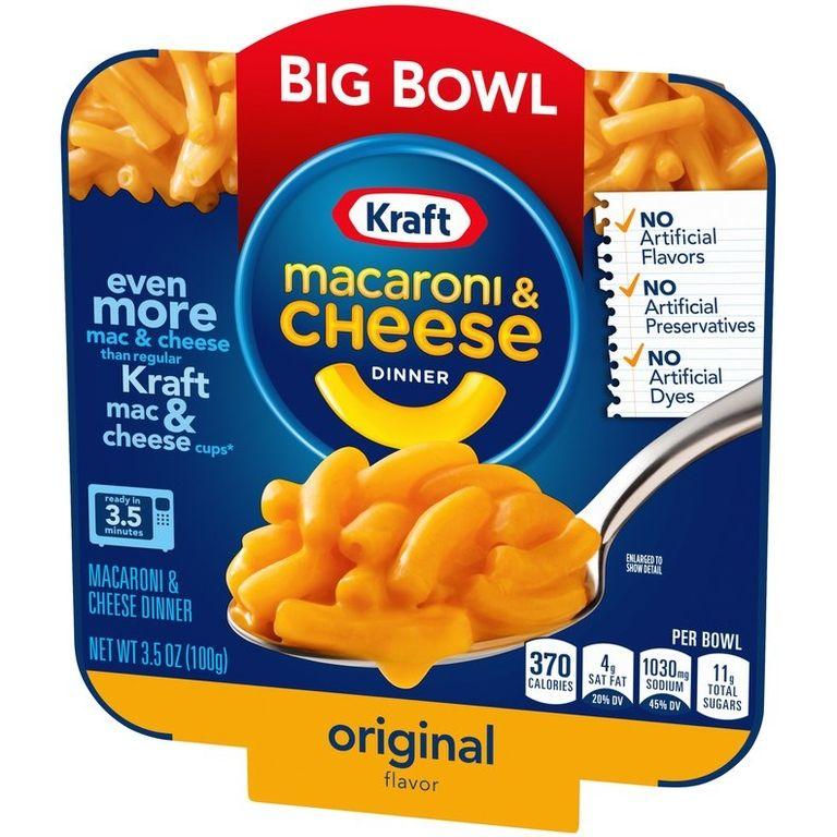 Kickstart: Big data, big bowls and consumer packaging