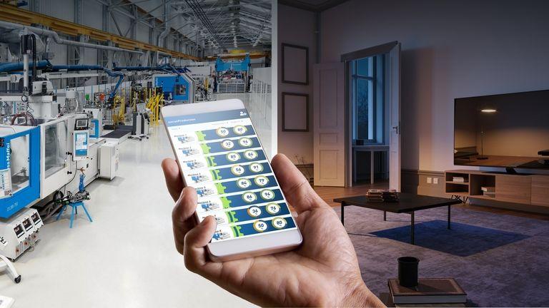 KraussMaffei apps combine social media, monitoring technology