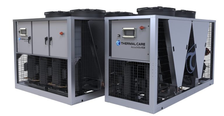 New chiller series for harsh weather conditions
