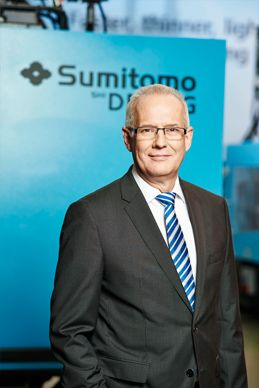 Machine orders spike for Sumitomo (SHI) Demag