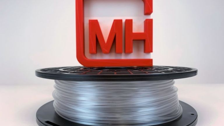New suppliers, materials and elbow room for 3D printing at M. Holland