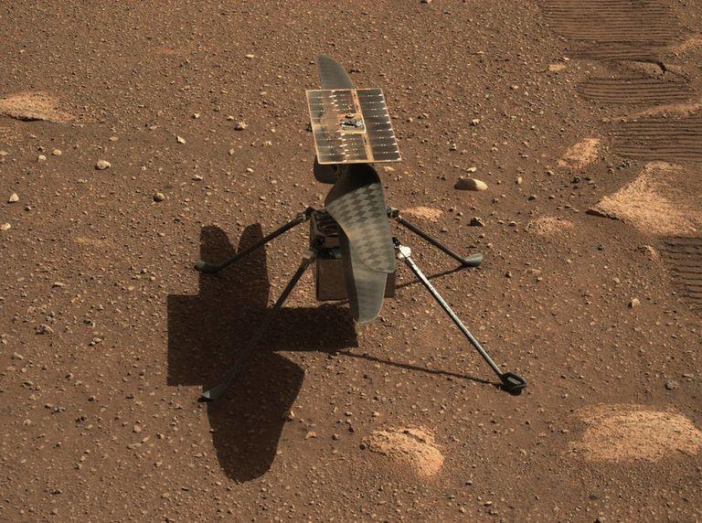 Kickstart: Plastics ready to take flight on Mars