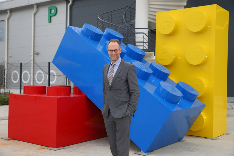 Massive Lego plant opens in China, keeps focus on sustainability