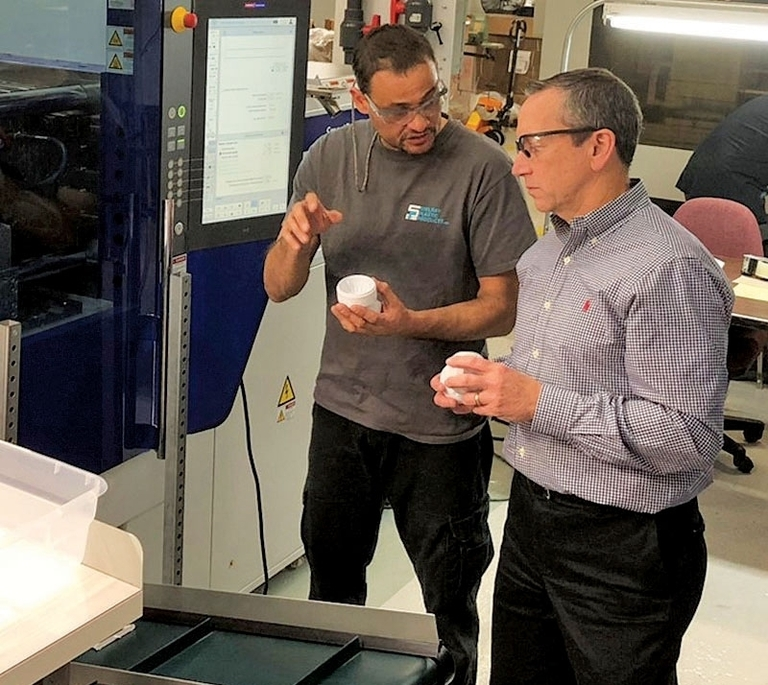 Saffran sees opportunities in plastics medical molding