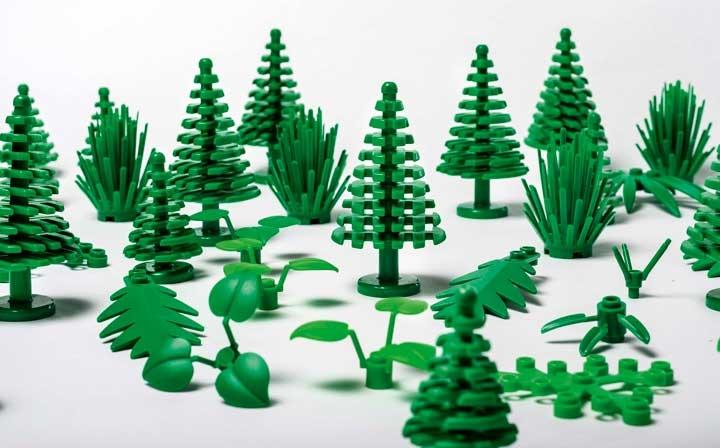 Sweet development: Lego injection molds some bricks from sugar-based polyethylene