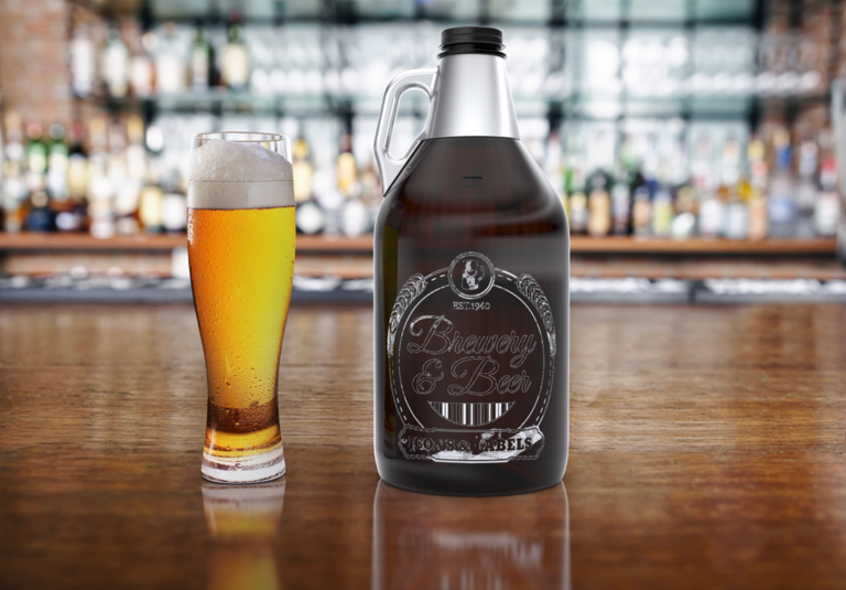 Raise a glass: Amsler rolls out a PET growler for craft beer