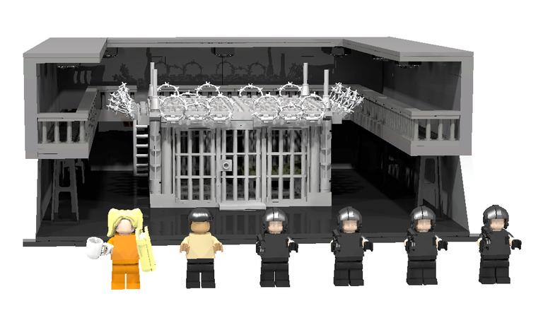 South Korea fines seller of counterfeit Lego items