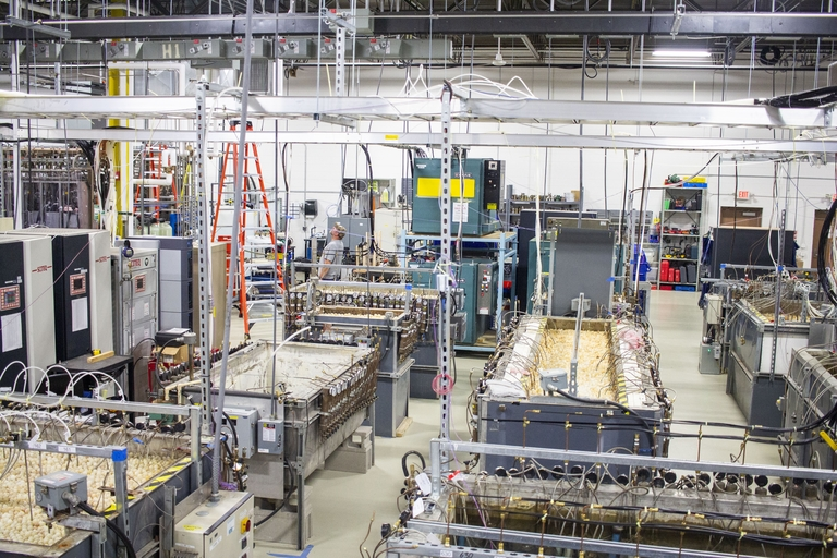 NSF consolidates plastic pipe testing in Ypsilanti, gears up to expand in China, Brazil