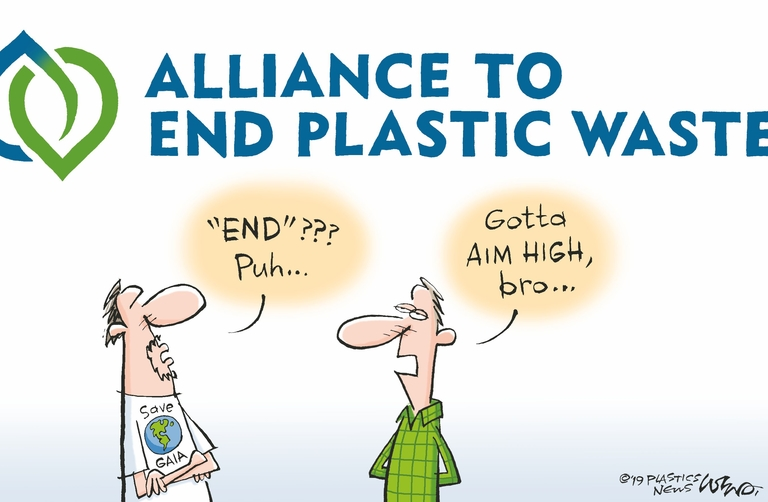 New waste alliance about innovation, not just Asia