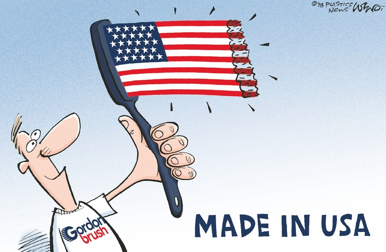 Celebrating products made in America