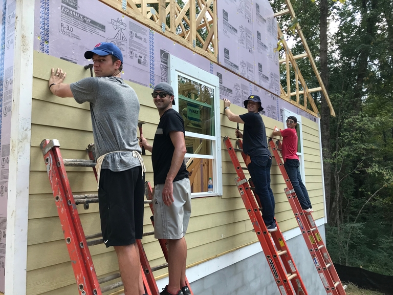Osterman employees give back on Community Day for Sept. 11