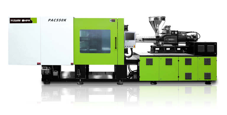 Yizumi-HPM launches large-tonnage injection molding machines for packaging