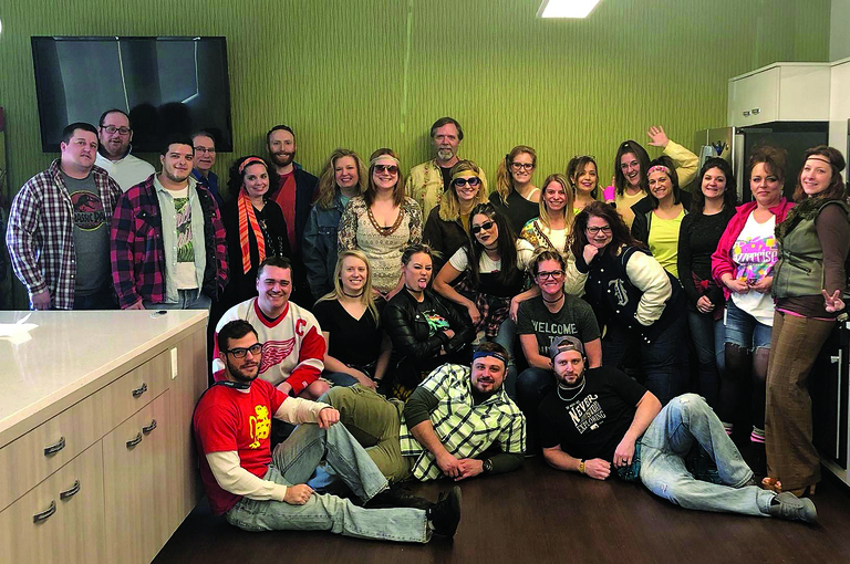Best Places to Work: No. 3 Chase Plastic Services Inc.