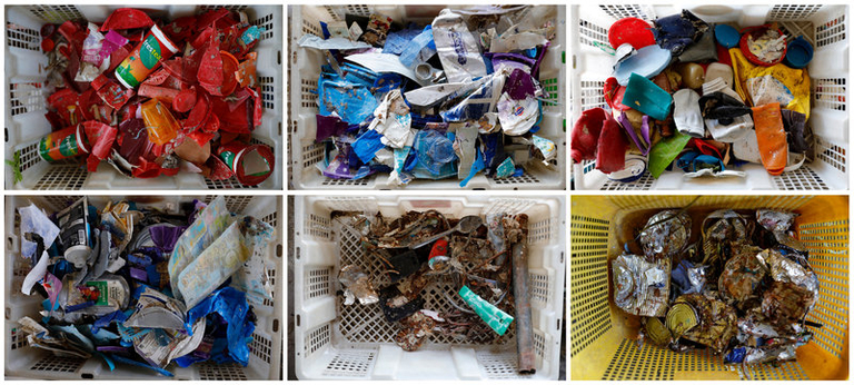 Frontline looks at plastic waste, with an assist from former industry leaders