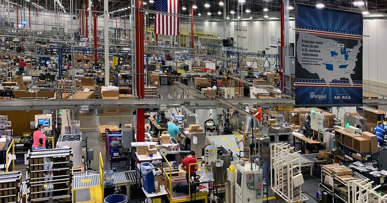 Data shows manufacturing 'bouncing back nicely'