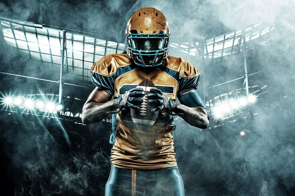 Italian firm makes materials for (American) football equipment