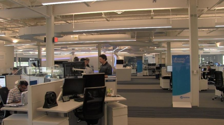 Bumper to Bumper: Yanfeng hopes new office will spur collaboration