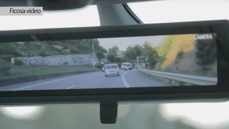 Bumper to Bumper: Suppliers develop next generation of rearview mirrors
